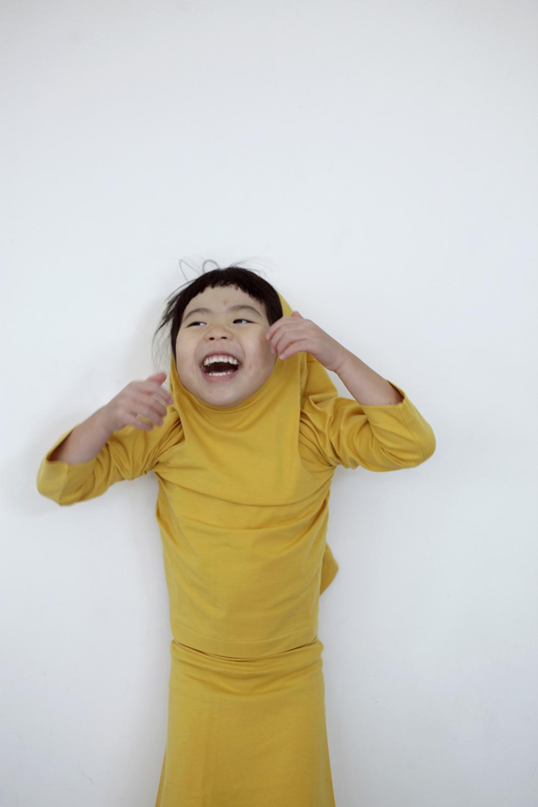 Camphor カンフル kids こども 子供服 longtee 日本製 madeinjapan