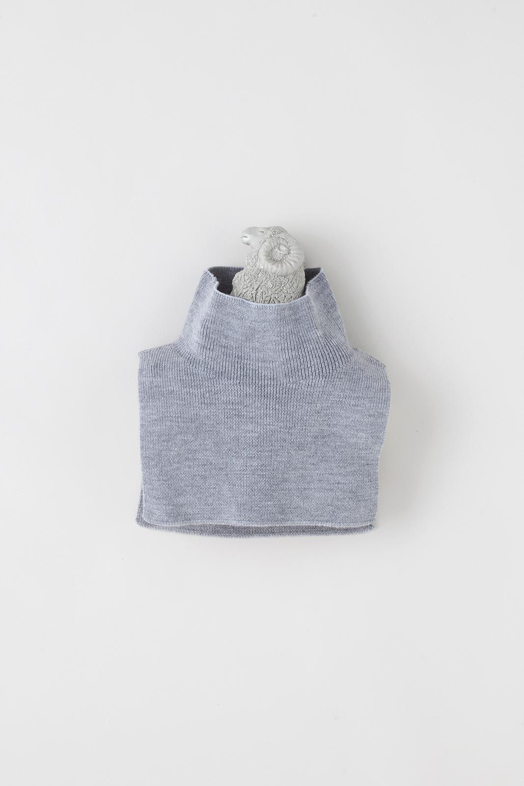Camphor カンフル kids こども 子供服 neckwarmer 日本製 madeinjapan