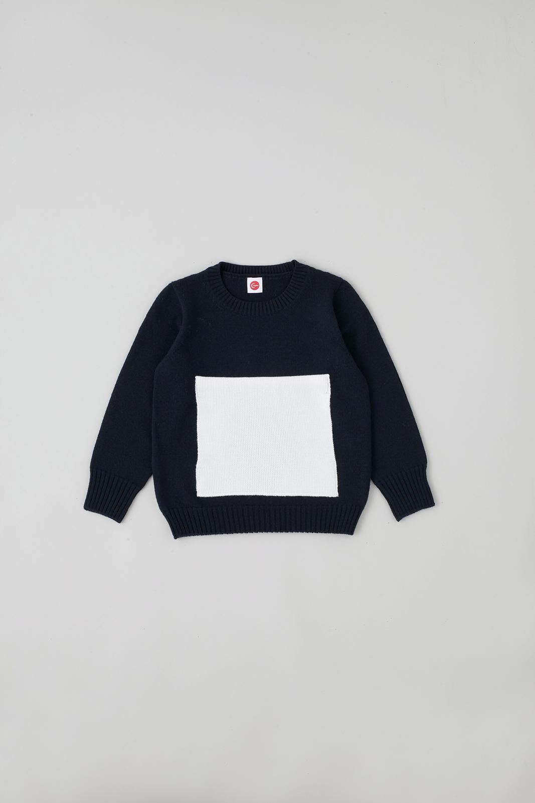 Camphor カンフル kids こども 子供服 ■sweater 日本製 madeinjapan