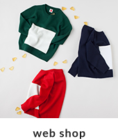 Camphor カンフル ニット knitwear kids こども 子供服 ■sweater 日本製 madeinjapan